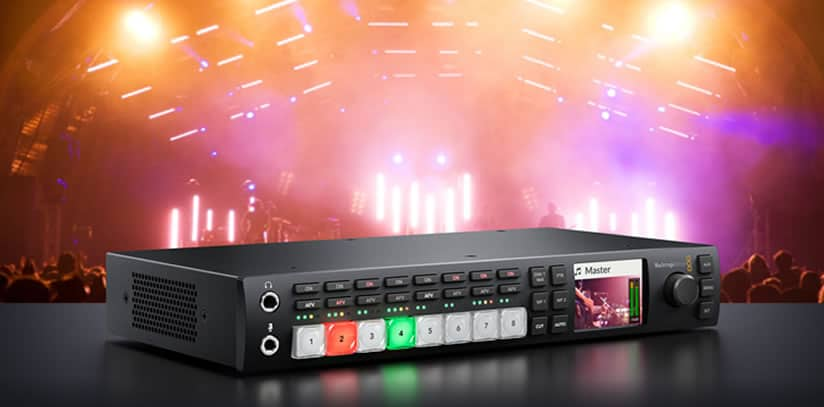 Blackmagic ATEM Television Studio HD | around GmbH
