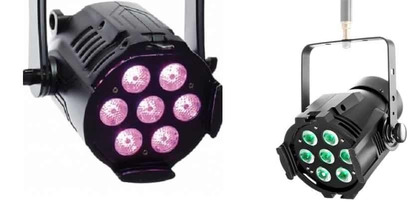 Neu im Mietpool Ignition LED Mini Par