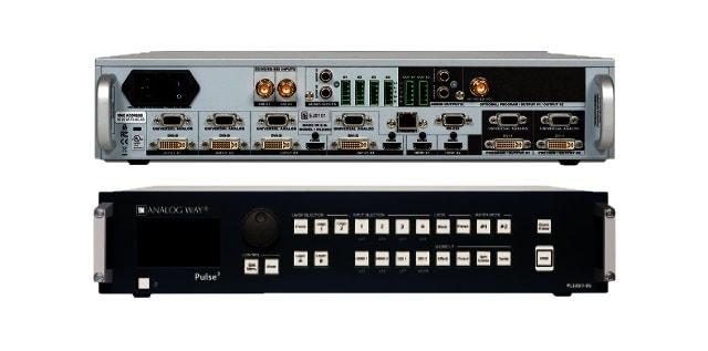 Analog Way Pulse2 3G Seamless Switcher   around GmbH