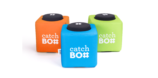 Catchbox Mikrofone | around GmbH