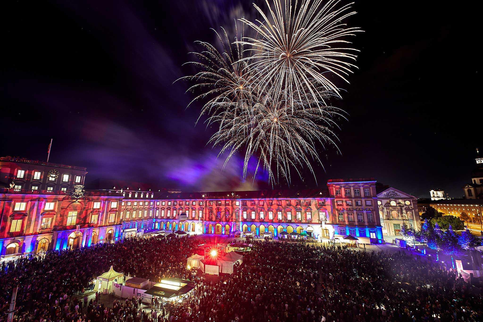 Schlossfest2018_Feuerwerk
